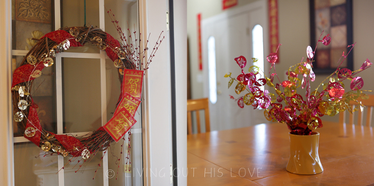 LUNAR NEW YEAR DECORATING TIPS