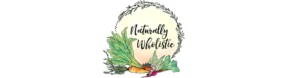 Naturally Wholistic logo